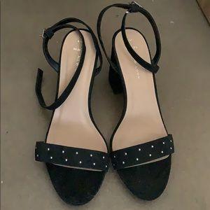 ASOS New Look Wide Fit Block Heel Sandals